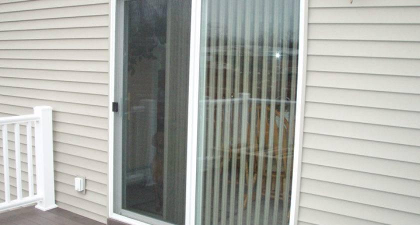 Sliding Glass Doors Mobile Homes Patio