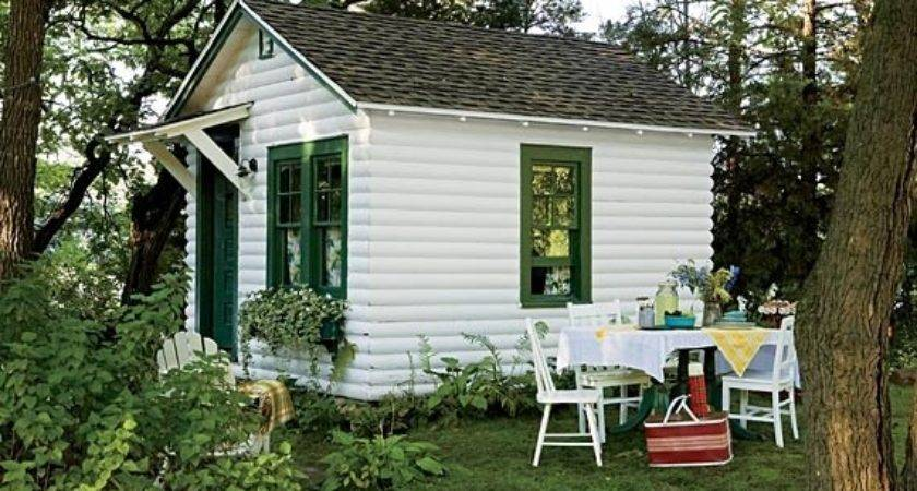 Small Backyard Cabins Best Cars Reviews