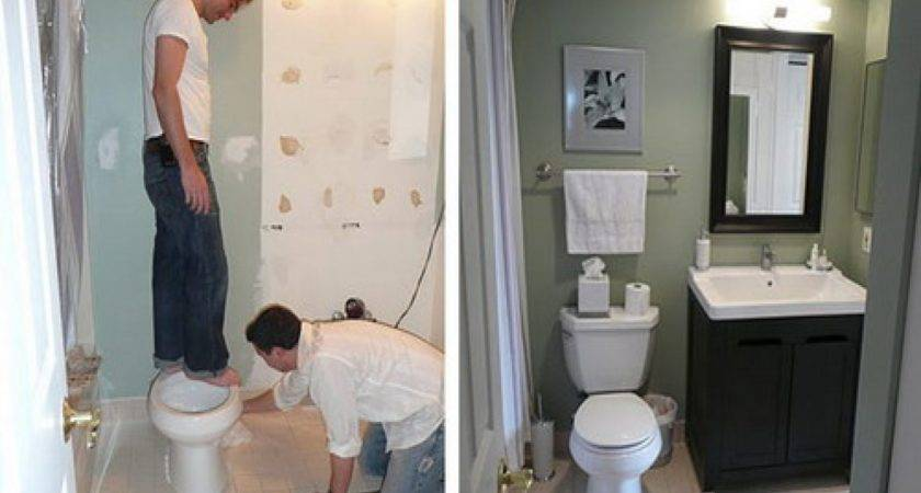 Small Bathroom Remodels Before After