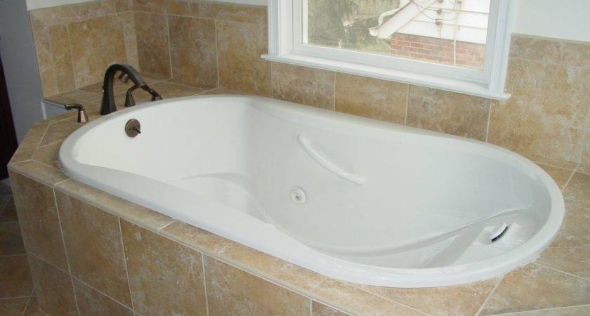 Small Corner Soaking Tub Medium Deep
