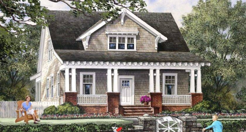 Small Cottage House Plans Wrap Around Porch Open