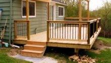 Small Deck Ideas