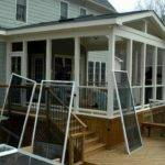 Small Enclosed Front Porch Designs Awesome