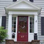Small Enclosed Front Porch Designs