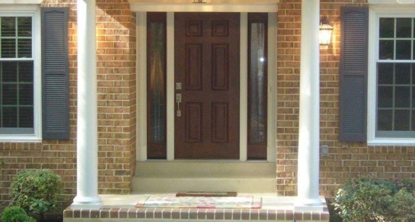 Small Front Porch Ideas House Decorating