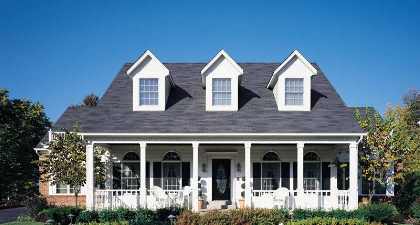 Small Front Porch Plans Bungalow Cape Cod House