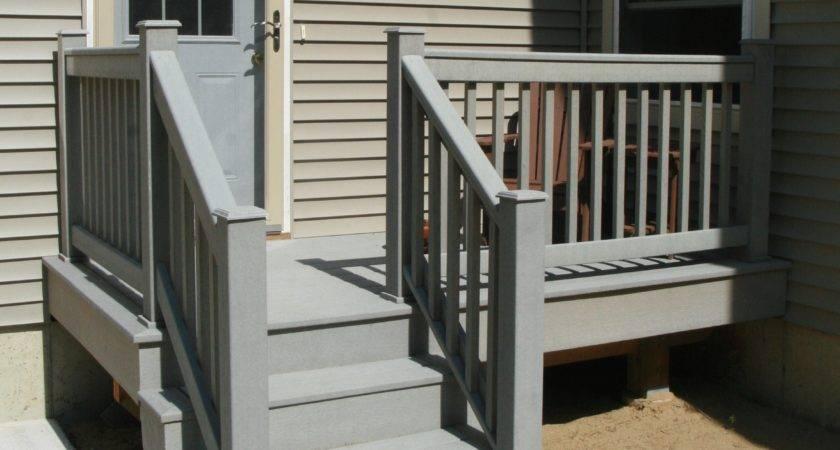 Small Home Exterior Design Prefabricated Porch Steps
