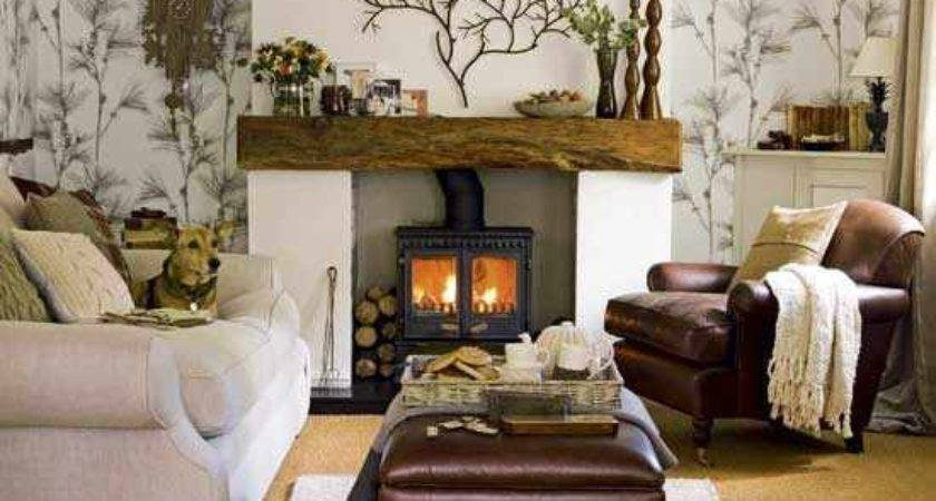 Small Living Room Decorating Ideas Fireplace Home