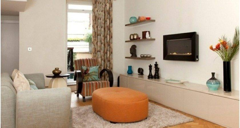 Small Living Room Fireplace Home Decor Trends