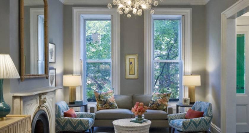 Small Living Room Windows Beautiful Homes Design