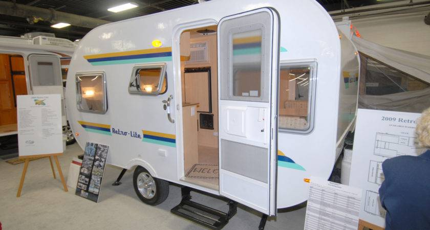 Small Modern Travel Trailers