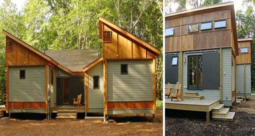 Small Modular Cabins Cottages Homes