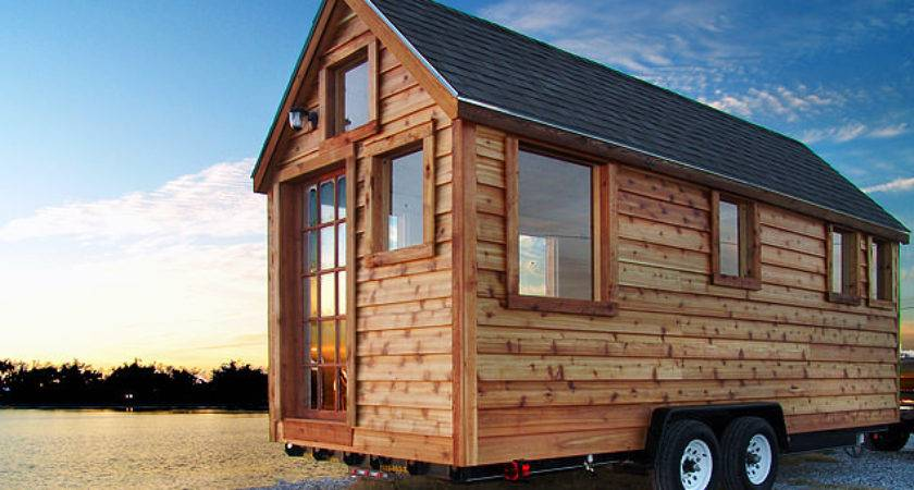 Small Portable House Houses Travel Trailers