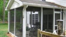 Small Screened Porch Kits Acvap Homes Having New