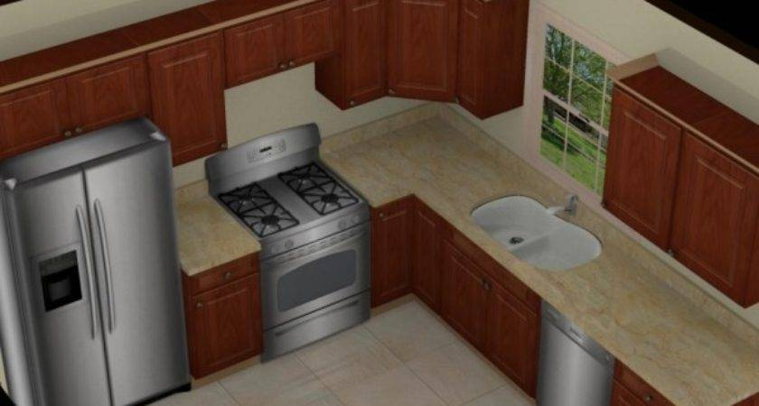 Small Shaped Kitchen Ideas Home Design