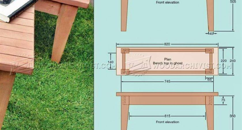 Small Table Woodworking Plans Model White