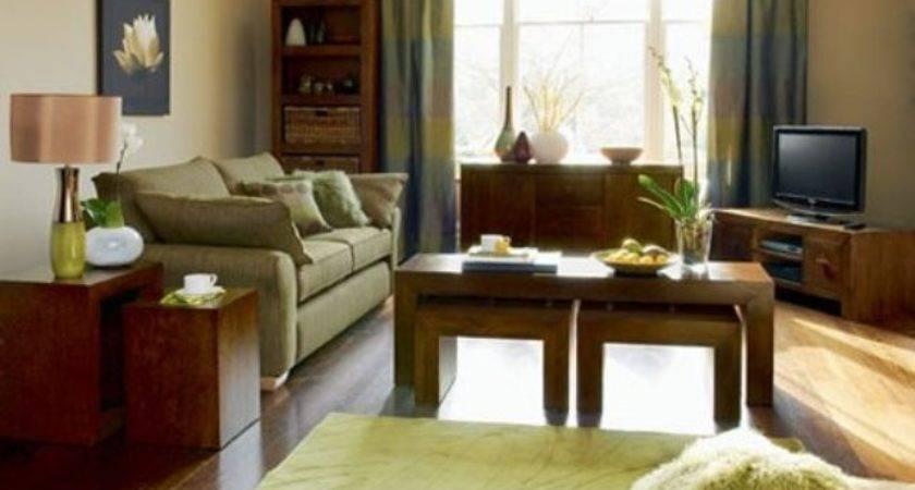 Smart Efficient Living Room Design Small House