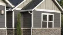 Smartside Panel Siding Modern Exterior