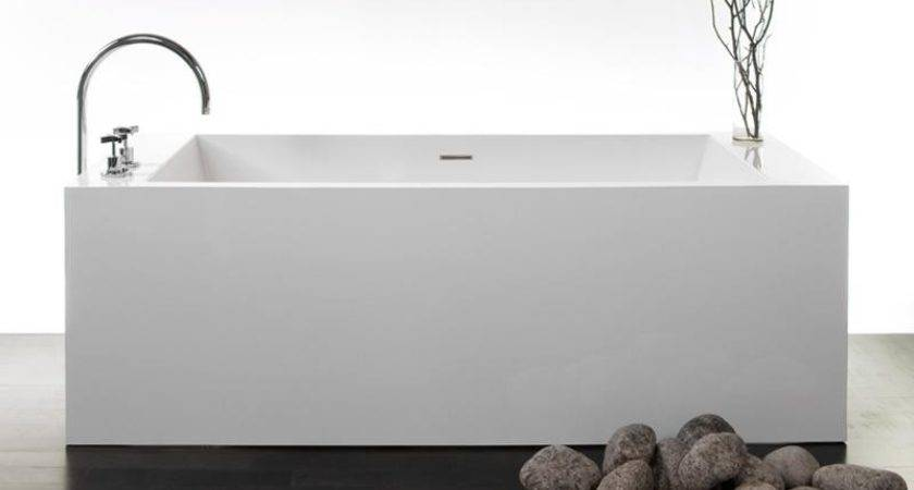 Soaking Bathtub Cube Collection Wetstyle