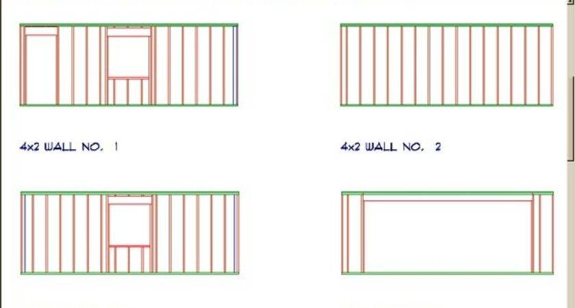 Softplan Home Design Software Wall Framing