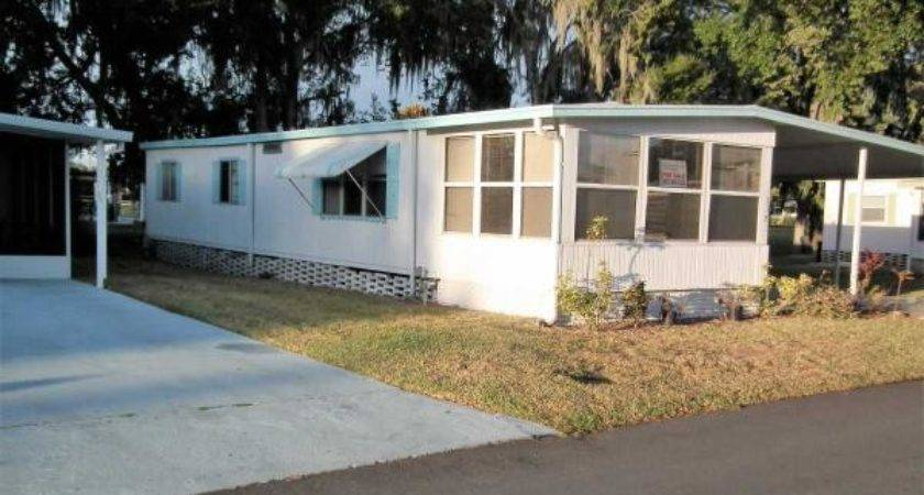 Sold Fleetwood Manufactured Home Lakeland