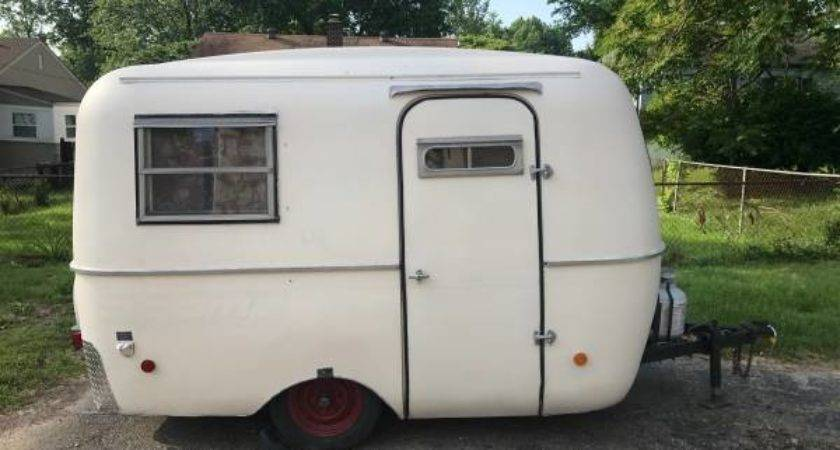 Sold Scamp Travel Trailer Louis