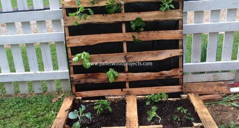 Some Genius Projects Try Recycled Wood Pallets