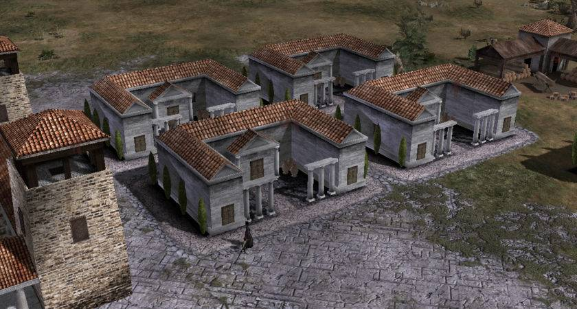 Spartan House Peloponnesian Wars Mod
