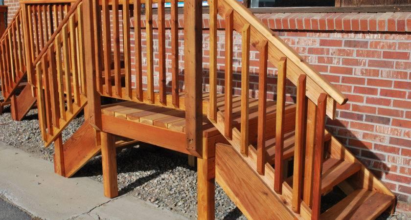 Spec Deck Pre Built Redwood Store