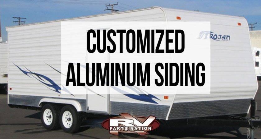 Special Order Aluminum Siding Youtube