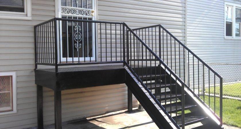 Stair Railing Decks Joy Studio Design Best