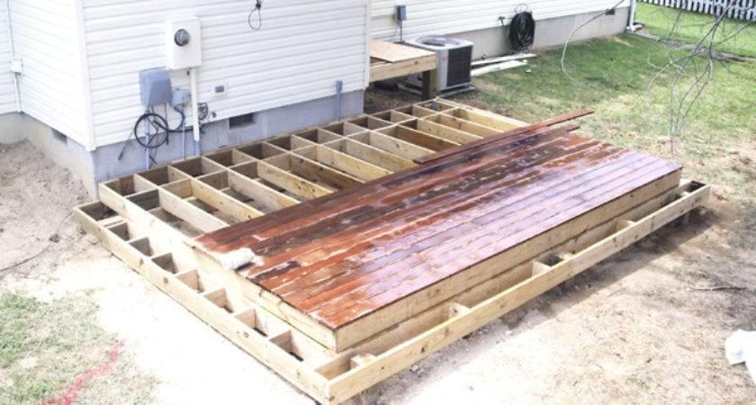 Standing Ipe Deck Hammers