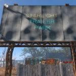 Starlight Trailer Park Drive Blueprint