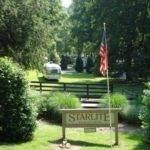 Starlite Trailer Lodge Welcome