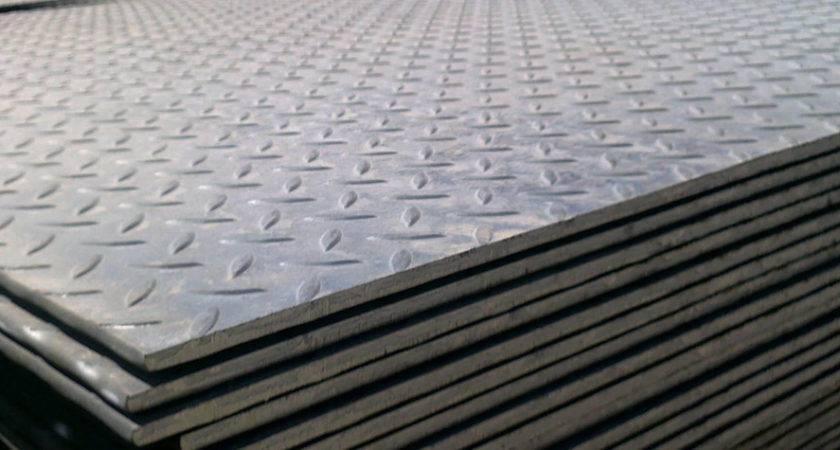 Steel Floor Plate Impact