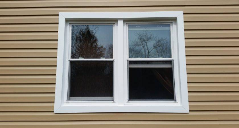 Step Installing Exterior Window Trim Cabinet Hardware