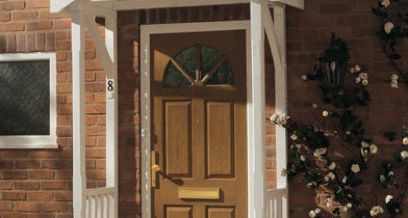 Sterling Front Door Portico Kits