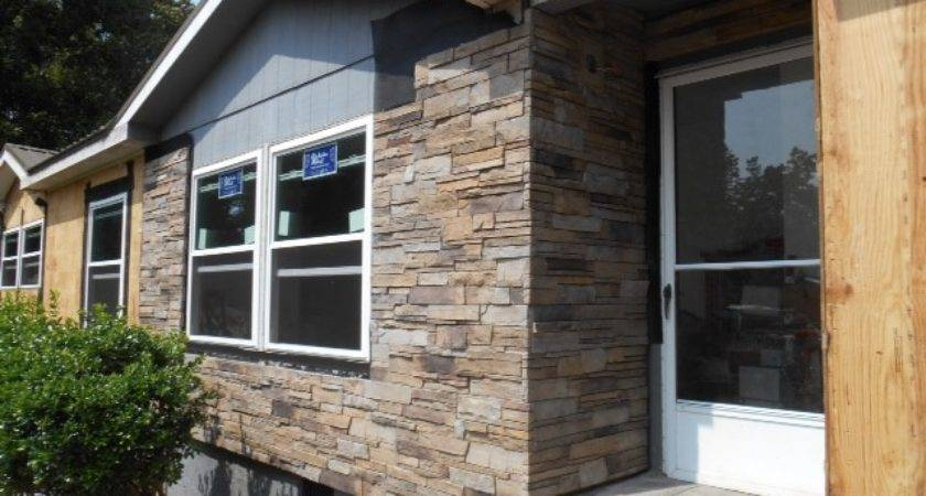 Stone Siding Window World Huntsville