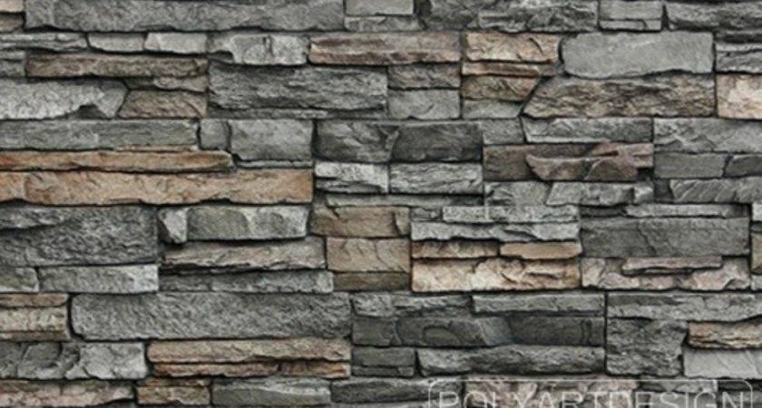 Stone Veneer Panels Exterior Faux Wall