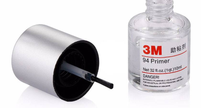 Strong Tape Adhesion Promoter Vinyl Wrap Adhesive