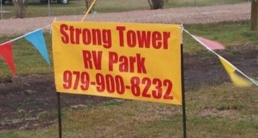Strong Tower Park County Angleton