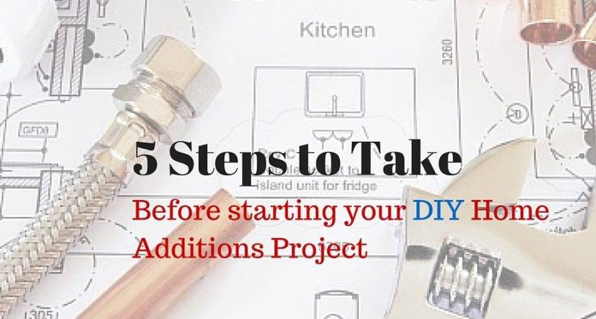 Successfully Tackle Diy Home Additions Project