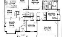Sunken Living Room House Plans Home Design Style