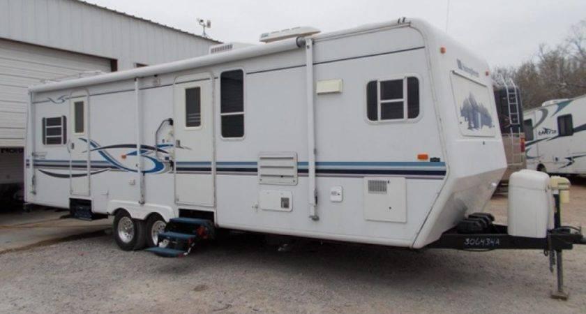 Sunnybrook Mobile Scout Fks Travel Trailer Wichita