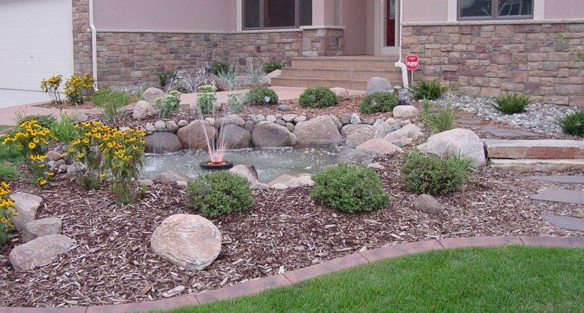 Surprising Landscape Ideas Front Yard Low Maintenance