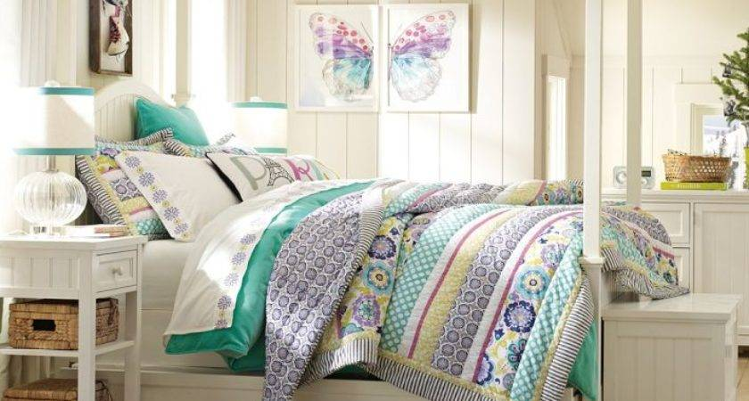 Teen Girls Bedroom Interior Design Ideas