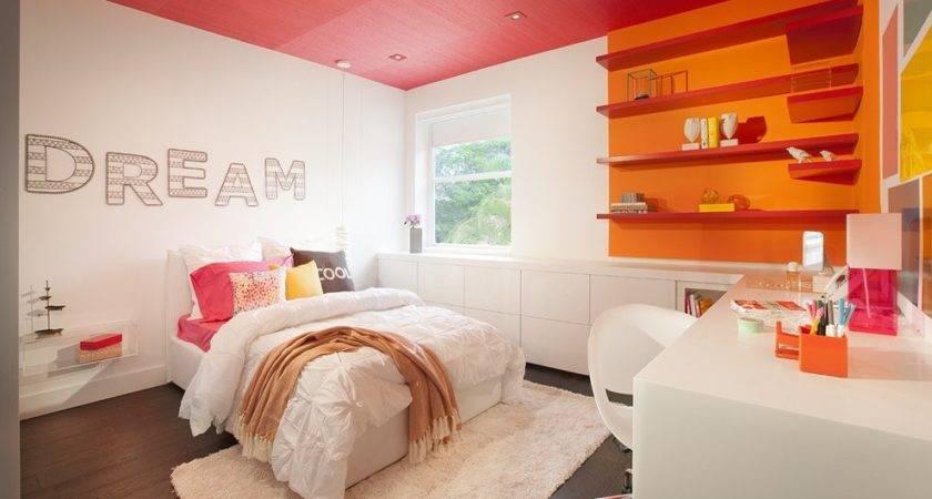 Teenage Girls Rooms Inspiration Design Ideas