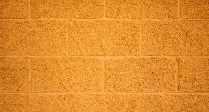 Textured Cinder Block