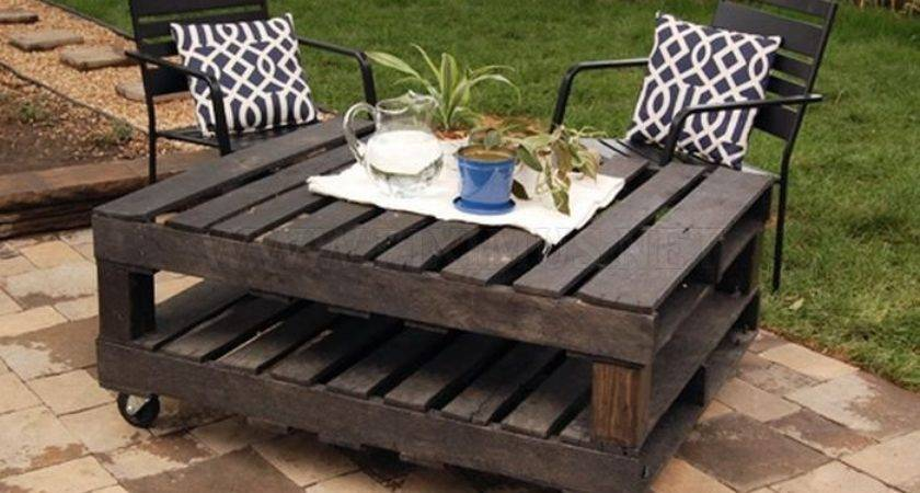 Things Made Out Old Pallets Art