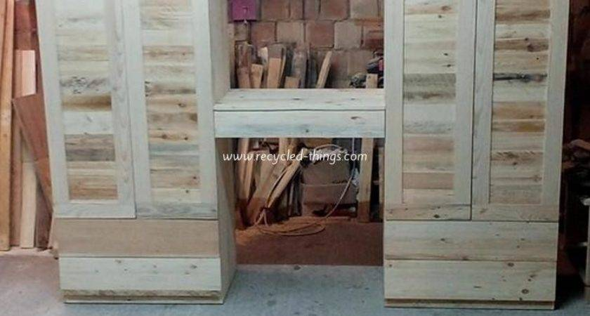 Things Make Old Wooden Pallets Recycled